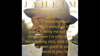 Watch Jaheim Blame Me video