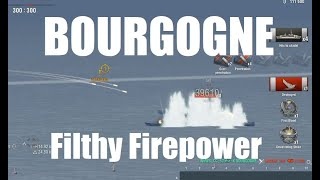 Bourgogne - Filthy French Firepower
