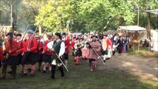 2012 PRE-OPENING PROCESSION AT FEAST OF THE HUNTER