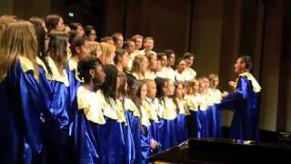 Extraits du concert annuel 2014 à l'Auditorium de Bondy