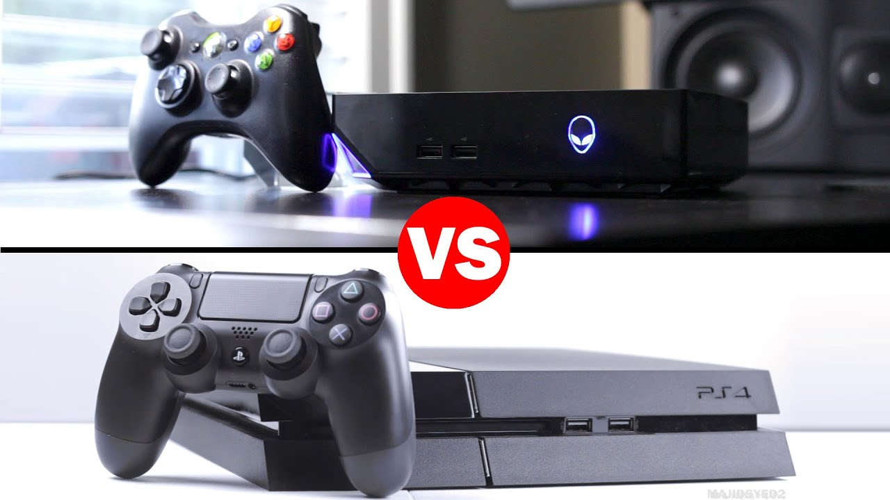 Alienware Alpha Vs Playstation 4 Graphics Comparison | Doovi