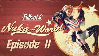 FALLOUT 4 (Nuka-World) #11 : Oswald the Outrageous
