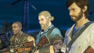The Walking Dead Episode 2 - Surrender Or Open Fire - Alternative Choices (A New Frontier)
