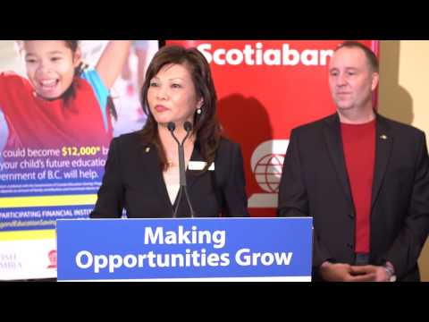 BCTESG Launches At Scotiabank In Surrey