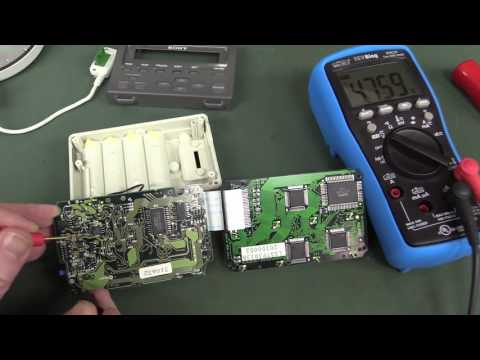EEVblog #918 - REPAIR: Sony Pyxis GPS