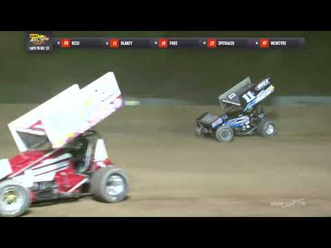Watch complete on demand coverage from the All Star Circuit of Champions all year long at www.SpeedShiftTV.com. For more info on the ASCoC, visit www. - dirt track racing video image