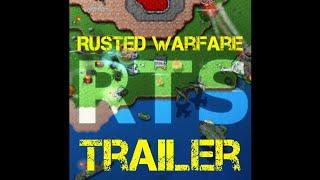 Rusted Warfare RTS Trailer (Fan Made)