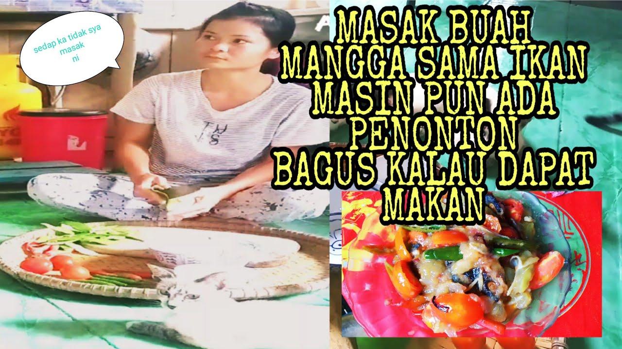 sambal mangga ikan masin sahur nikmat bersama menu ikan kering khas sulsel ramadan liputan Resepi Ikan Jenahak Masak Pedas Enak dan Mudah