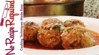 Turkey Meatballs - Noreciperequired.com