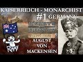 HOI4 Waking The Tiger - Kaiserreich #1 - AUGUST VON MACKENSEN