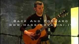 Massimo Varini - Back And Forward - anteprima disco acustico