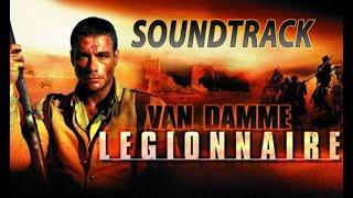 """Жан-Клод Ван Дамм. Саундтрек к фильму """"Легионер"""" (1998)..."""
