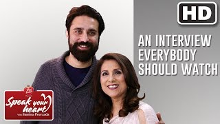 The Most Shocking Interview   Ali Noor   Speak Your Heart With Samina Peerzada