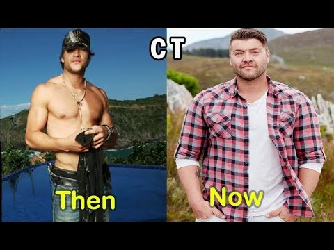 The Challenge Cast THEN And NOW (2000_2018) Reality SHOW