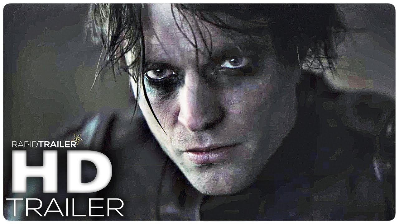 THE BATMAN Official Trailer (2021) Robert Pattinson ...