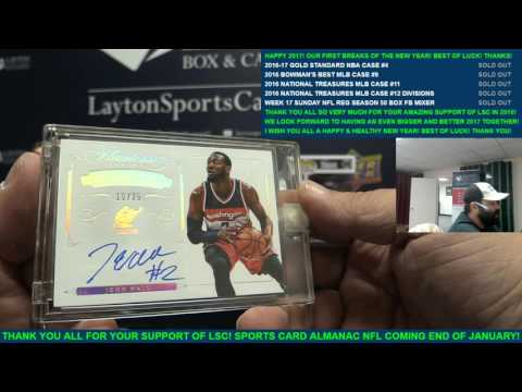 2016 Leaf Greatest Hits 2 Box Case Break for Richard K
