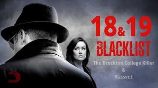 توقعات | الحلقة 18 و 19 من الموسم 6 مسلسل The Blacklist