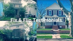 Fix & Flip Testimonials - Asset Based Lending