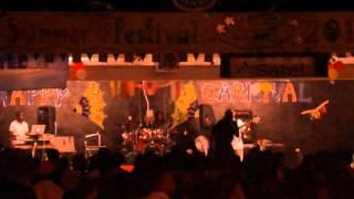 Saba carnival 2010 KROSFYAH IN SABA TUESDAY NIGHT PART 2