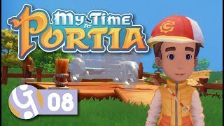 If The Cap Fits   Let's Play My Time At Portia #08
