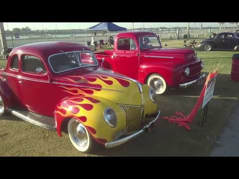 2019 Spring Daytona Turkey Run Classic Car Show - Daytona Beach, Florida