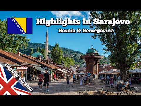 Things to do in Sarajevo, Bosnia & Herzegovina (Balkan Road