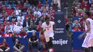 Postgame: Dayton Men's Basketball vs Alabama