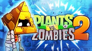 Plants vs Zombies 2 - Dodatkowe mapy EGIPT