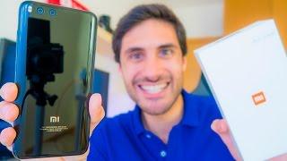 O MELHOR SMARTPHONE !? Xiaomi Mi 6 (unboxing) - ADORO !!