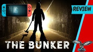 The Bunker Switch Review (A Horror FMV!)