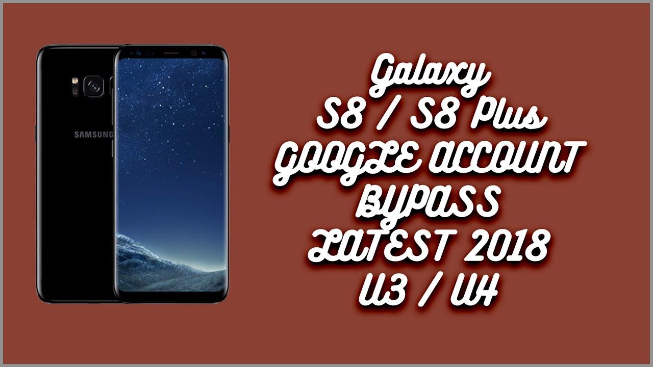 G950F / G955F Bit 4 OREO 8 0 LATEST 2018 FRP DONE GALAXY S8 / S8 Plus