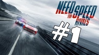 Need for Speed: Rivals Walkthrough Part 1 Gameplay Let