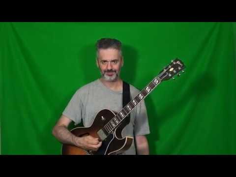 SOLOMON HARDY's sax solo on TAKE A SWING WITH ME (BB KING) played by MARCELLO ZAPPATORE