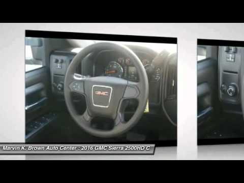 2016 GMC Sierra 2500HD San Diego CA 616272