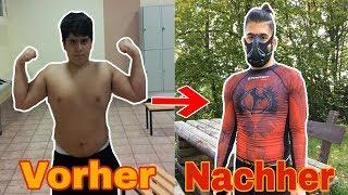 Transformation vom gemobbten Fettsack zum MMA Kämpfer | Motivationsvideo