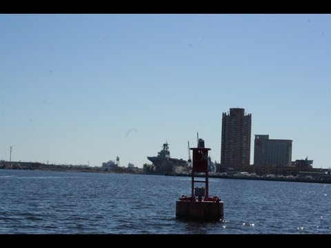 Visiting and Cruising to Portsmouth, VA