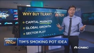 This new pot stock is about to light up, trader says