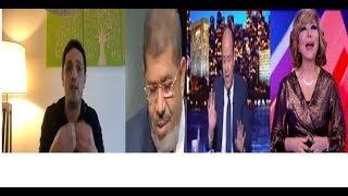 محمد على يتوعد عمرو اديب ويكرم لاميس بعد نجاح الثورة ويثنى على الاخوان ودولة الخلافة