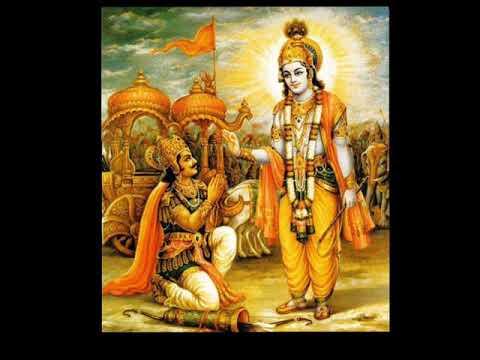 Bhagavadgeetaasaara Sung By Smt.Padmaja Vasudevachar