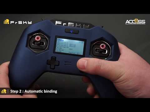 How To Register And Bind With FrSky ACCESS Products