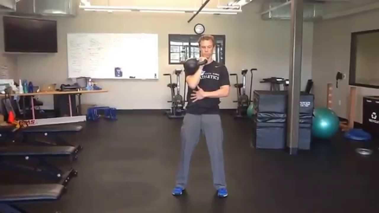 The 5 Best Kettlebell Shoulder Exercises Stack
