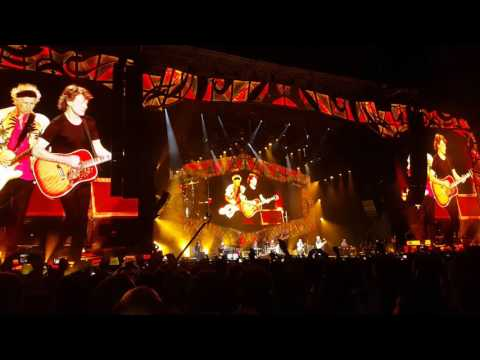 Rolling Stones América Latina Olé Tour Santiago Chile