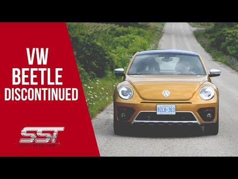 Volkswagen Beetle Discontinued   SST CAR SHOW