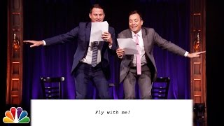 Kid Theater with Channing Tatum(Channing Tatum and Jimmy read scenes written by elementary school kids where we gave them the title