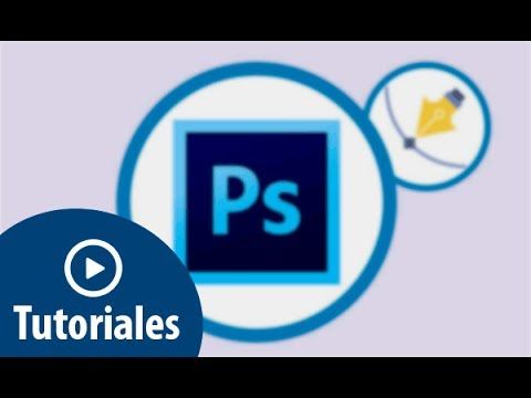 Cómo vectorizar un logo en Photoshop CS6, CC 2017