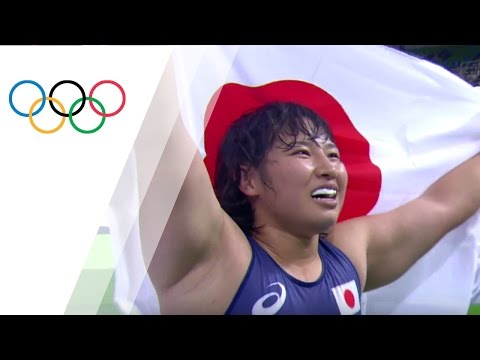Rio Replay: Women's Freestyle Wrestling 69kg Final Bout