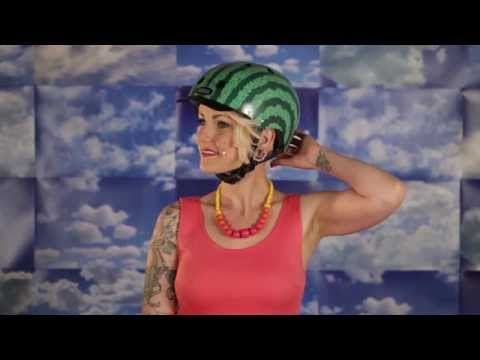 How to Fit a Nutcase Street Helmet