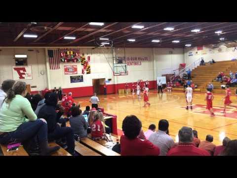 Southern High School Game Winning Buzzer Beater