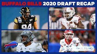 The Buffalo Bills Get The BEST BACKUP QB | 2020 NFL Draft | CBS Sports HQ