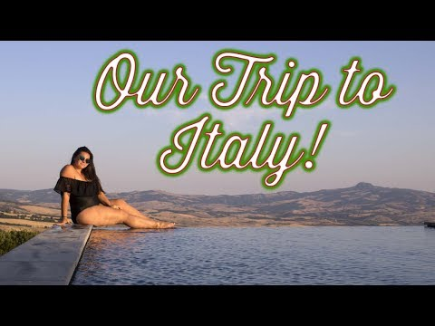 ITALY VLOG: Rome, Tuscany, Positano, and my Brother's Proposal!!!